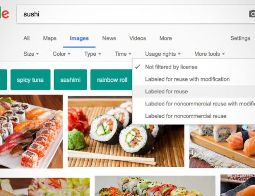 Get Excellent Stock Images for your Posts for Free with Google Images