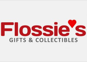 Logo Design for Flossie's Gifts & Collectibles by Media Website Design.