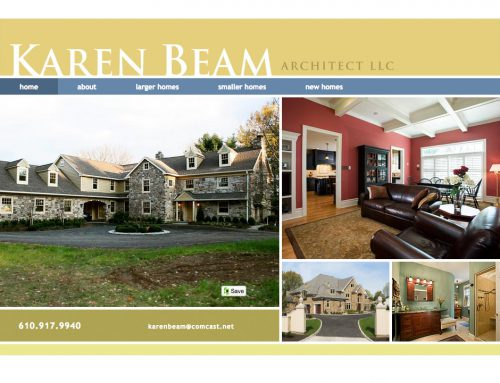 Site Design: Karen Beam Architect LLC